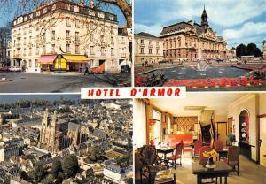 France Hotel d'Armor En Touraine Entre l'Hotel de Ville et la Cathedrale Voiture