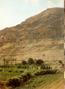 Palestine - Jericho. The Mount of Temptation