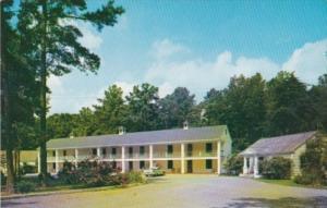 Virginia Accomac Whispering Pines Motel Hotel