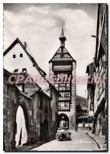 Modern Postcard Riquewihr Alsace The Dolder
