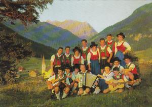 Austria Tirol Heimatgruppe Bichlbach