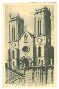 The Cathedral, NOUMEA (New Caledonia), 1910s