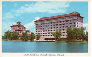 US    PC3862   HOTEL BROADMOOR, COLORADO SPRINGS, COLORADO