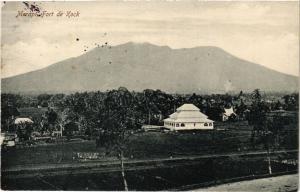 CPA INDONESIA Merapi Fort de Kock (341894)