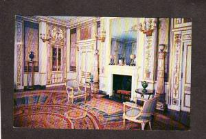 FL Vizcaya Dade County Art Museum Miami Florida Postcard James Deering Room