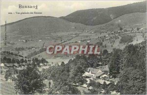 Old Postcard Bussang View geenerale Sources