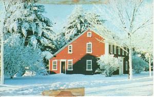 US    PC2152 RICHARDSON HOUSE, OLD STURBRIDGE VILLAGE, MASS