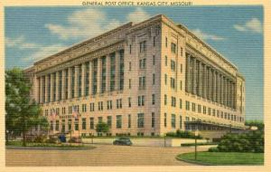 MO - Kansas City. New U. S. Post Office