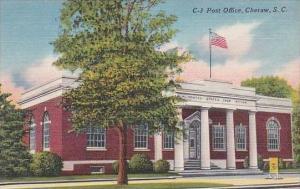 South Carolina Cheraw Post Office