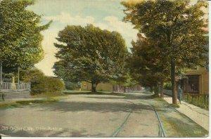 Old Orchard, Me., Union Avenue