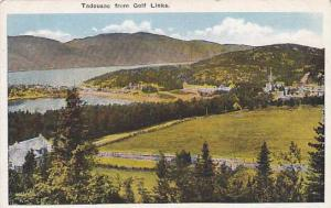 Tadousac from Golf Links, Quebec, Canada, 10-20s