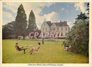 Postcard Modern Ireland Cahernane Hotel Lakes of Killarney
