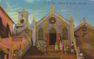 St Peters Church St Georges Bermuda