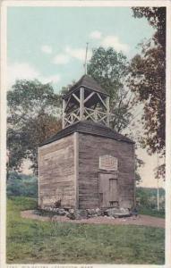 Massachusetts Lexington Old Belfry