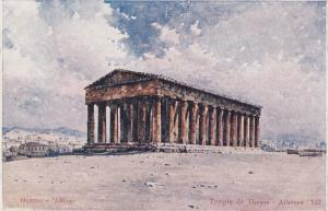 Temple De Thesee, ATHENES, Greece, 1910-1920s
