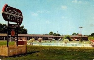 Maryland Waldorf Cadillac Motel