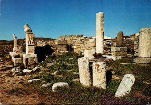 Greece Delos