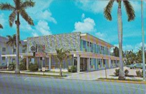 Florida Homestead Green Stone Motor Lodge 1968