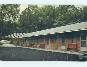 Pre-1980 VIC'S MOTEL Port Henry New York NY M4612