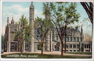 Gore Hall, Cambridge MA