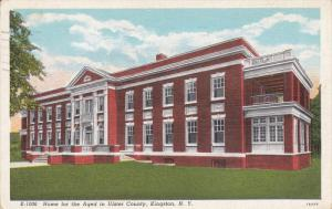 Home for Aged , KINGSTON , New York , PU-1947
