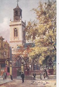 TUCK 6259 : LONDON , UK, 1900-10s ; St Mary The Virgin , Aldermanbury