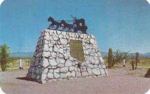 Wickenburg Massacre Monument - Wickenburg AZ, Arizona