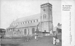 Sierra Leone Freetown, St. George's Cathedral