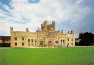 Coughton Court, Alcester Warwickshire The West Front