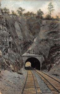 Backbone Virginia Moors Tunnel East Slope Railroad Antique Postcard K82677