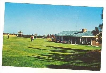 Pinehurst Gun Club, Pinehurst, North Carolina, 1940-60s