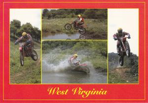 BRUCETON MILLS , West Virginia , 50-70s; Motorcyclists
