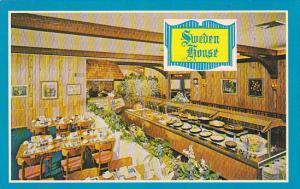 Illinois Naperville Sweden House Smorgasbord Restaurant