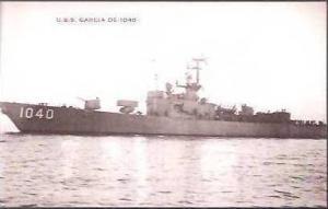 USS GARCIA DE-1040