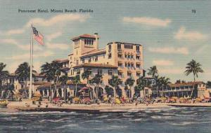 Florida Miami Beach Pancoast Hotel