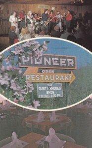 HARDY , Arkansas , 50-60s ; Pioneer Restaurant