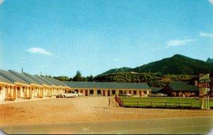 Colorado Manitou Springs Silver Saddle Motel