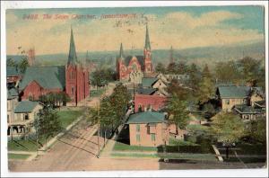 Seven Churches, Jamestown NY