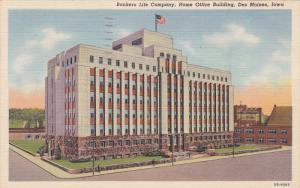 Bakers Life Insurance Co Bldg , DES MOINES , Iowa , PU-1950