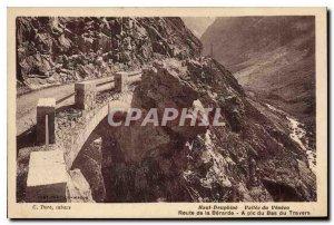 Postcard Old High Vallee du Dauphine Veneon