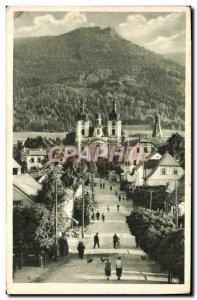 Postcard Old Sommerfrische Haindorf Im Isergebirge