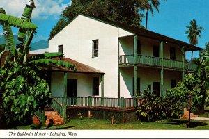 Hawaii Maui Lahaina The Baldwin House