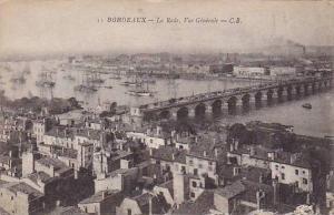 BORDEAUX, La Rade, Vue Generale, Gironde, France, 00-10s