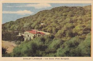 Los Cocos, Chalet Landojo, Cordoba Y Sus Sierras, Argentina, 1920-1930s