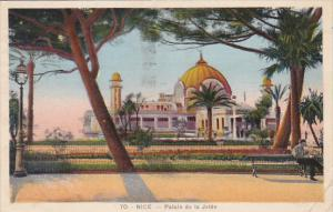 France Nice Palais de la Jetee 1938