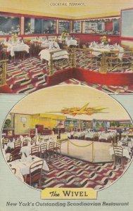 NEW YORK CITY , 1930-40s ; The WIVEL Restaurant