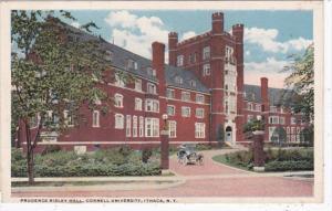 New York Ithaca Prudence Risley Hall Cornell University  Curteich