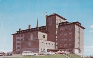 Hauterive, L´Eveche et la Cathedrale D´Houterive, CTE. SAGUENAY, Quebec, Ca...
