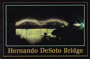 Hernando Desoto Bridge Memphis Tennessee