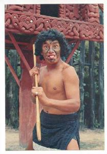 Maori Challenge, New Zealand , 1960s